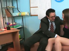 pounding babe\s taut cum-hole
