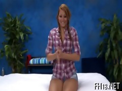 hot 18 year old gril acquires drilled hard
