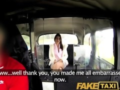 faketaxi lovely brunette falls for sugar daddy