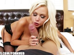 hot russian milf nikita von james supplicates for