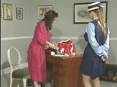 lesbo femdom-goddess and her naughty gals