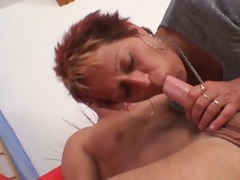 hunk fucks neighbor granny